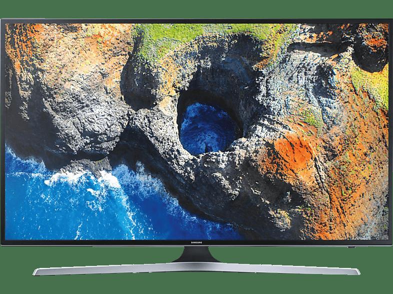 SAMSUNG UE55MU6179UXZG LED TV (Flat, 55 Zoll/138 cm, UHD 4K, SMART TV, Tizen)