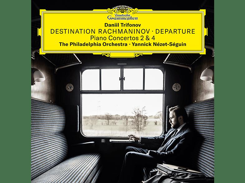 The Philadelphia Orchestra, Daniil Trifonov - Destination Rachmaninov - Departure [CD]