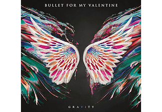 Bullet for my Valentine - Gravity (Deluxe Edition) (CD)