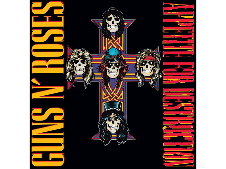 Guns N' Roses - Appetite for Destruction (LTD) CD