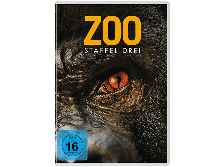 Zoo - Staffel 3 [DVD]