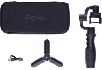 ROLLEI Steady Butler Action Gimbal, Schwarz