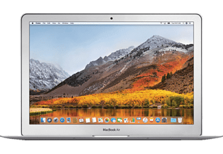 APPLE MQD32D/A MacBook Air, Notebook mit 13 Zoll Display, Core i5 Prozessor, 8 GB RAM, 128 GB SSD, Intel® HD-Grafik 6000, Silber