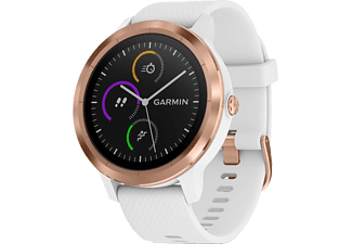 GARMIN Activity tracker Vívoactive 3 Wit/Goud