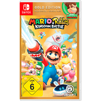 Mario + Rabbids Kingdom Battle Gold Edition [Nintendo Switch]