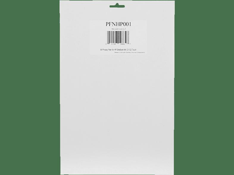 3M PFNHP001, Blickschutzfilter