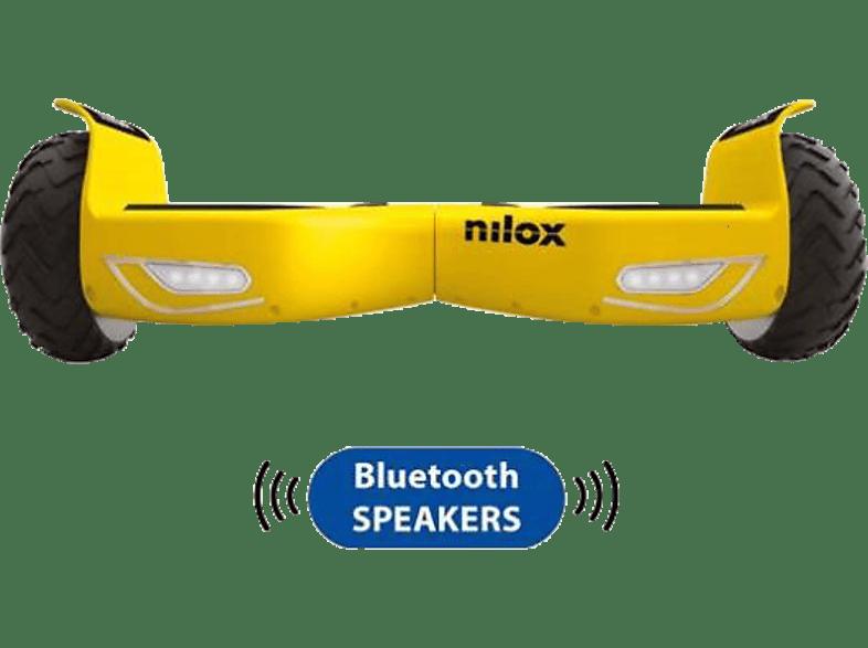 NILOX DOC 2 PLUS YELLOW NEW E-Board (6.5 Zoll, Gelb)