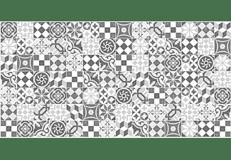 CONTENTO 868217-04 Matteo Teppich Grau/Weiß