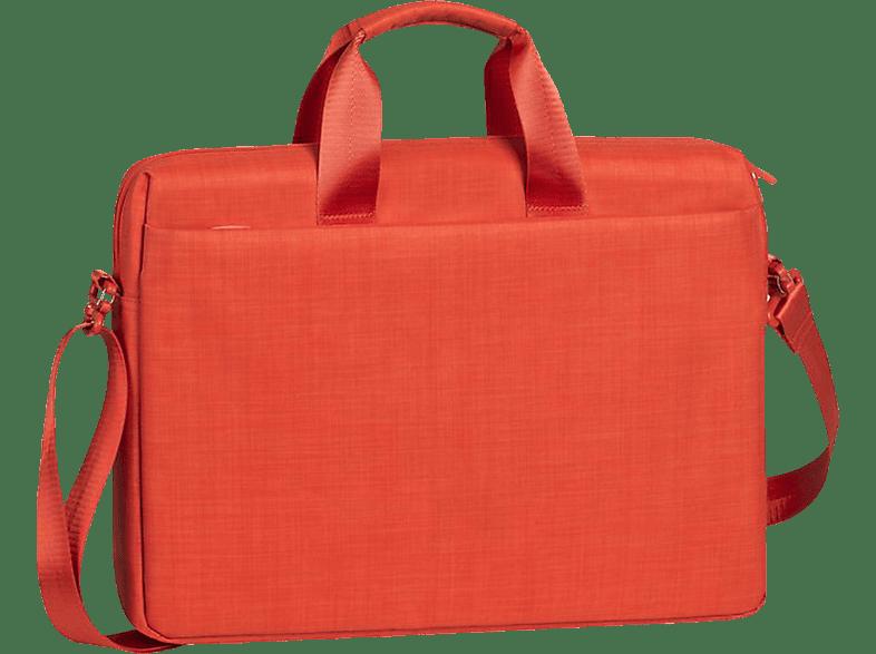 RIVACASE 8335 Notebooktasche, Aktentasche, 15.6 Zoll, Orange