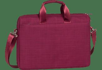 RIVACASE 8335 Notebooktasche Aktentasche für Universal Polyester, Rot