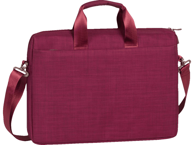 RIVA CASE 8335 Notebooktasche, Aktentasche, 15.6 Zoll, Rot