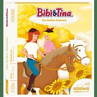 Bibi und Tina - Hörbuch Ein heißer Sommer   - (CD)
