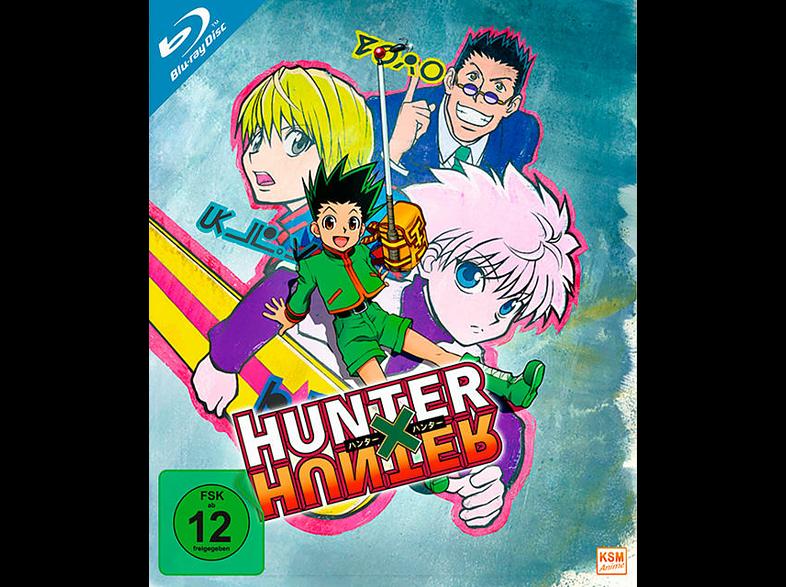 HUNTERxHUNTER - Volume 1 - Episode 01-13 [Blu-ray]