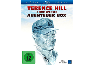Bud Spencer & Terence Hill - Abenteuer Box Blu-ray