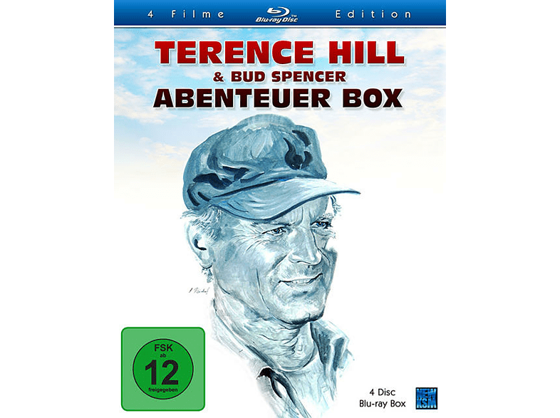 Bud Spencer & Terence Hill - Abenteuer Box [Blu-ray]