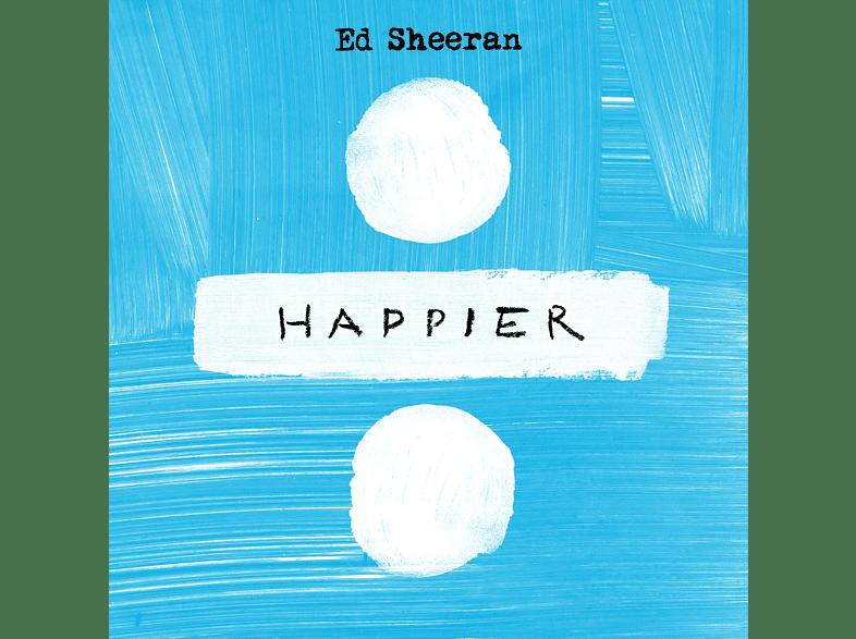 Ed Sheeran - Happier [5 Zoll Single CD (2-Track)]