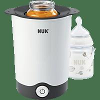 NUK Thermo Express Flaschenwärmer Weiß / Antrazit