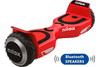 NILOX DOC 2 PLUS BLK/RED NEW E-Board (6.5 Zoll, Schwarz/Rot)