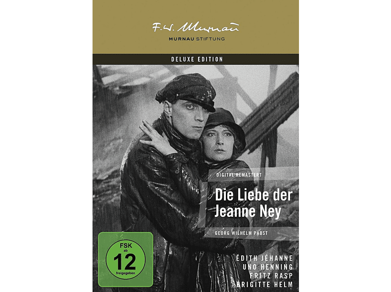 The Love of Jeanne Ney [DVD]