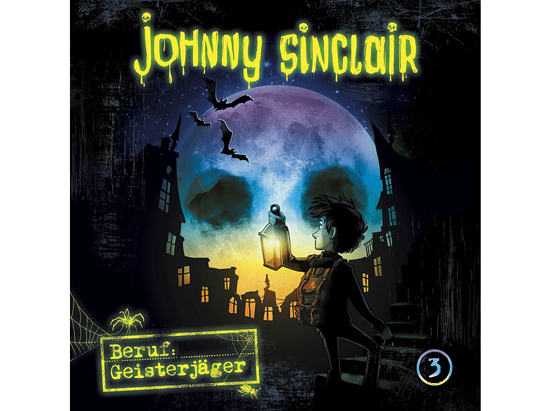 Johnny Sinclair - 03: Beruf: Geisterjäger (Teil 3 von 3) - (CD)
