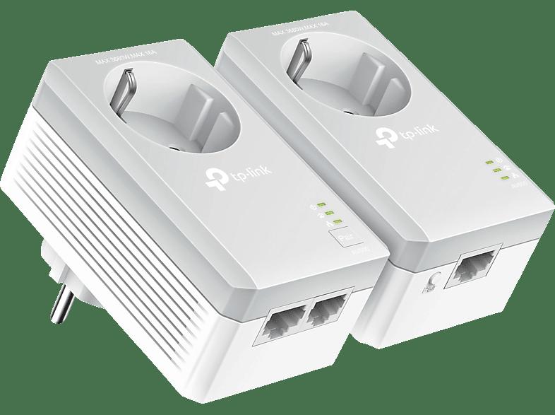 Powerline Adapter TP-LINK Powerline Adapter PA4022P Kit AV600