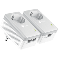 TP-LINK Powerline Adapter PA4022P Kit AV600