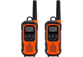 ALECTO FR-300 Robuste Walkie Talkie orange (FR-300)