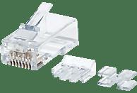 INTELLINET 80er-Pack Cat6 RJ45, Modularstecker
