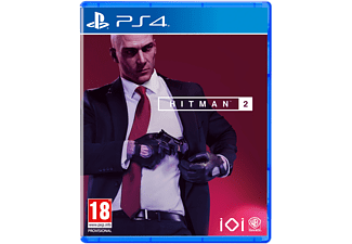 Hitman 2 NL/FR PS4
