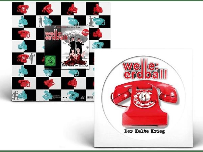 Welle Erdball - Der kalte Krieg (Pic.-LP/CD/DVD-Set) [LP + Bonus-CD]