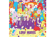 Low Hums - Night Magic Wine (Gatefold Black Vinyl LP) [Vinyl]