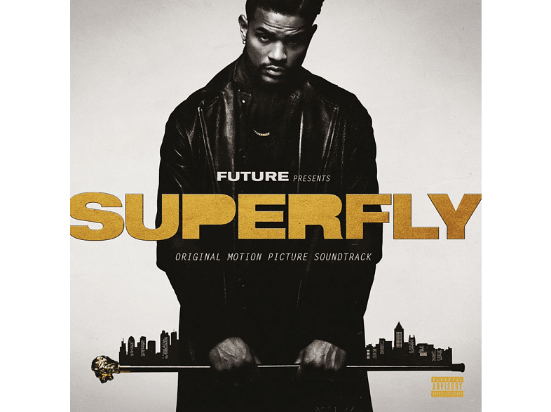 Future, 21 Savage, Lil Wayne - SUPERFLY (Original Motion Picture Soundtrack) [CD]