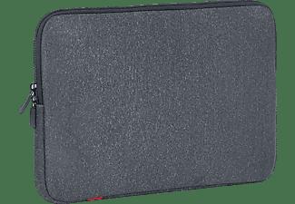 RIVACASE 5113 Notebooktasche Sleeve für Universal Neopren, Grau