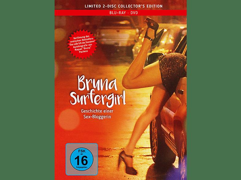 Bruna Surfergirl (Limited Edition) [Blu-ray + DVD]