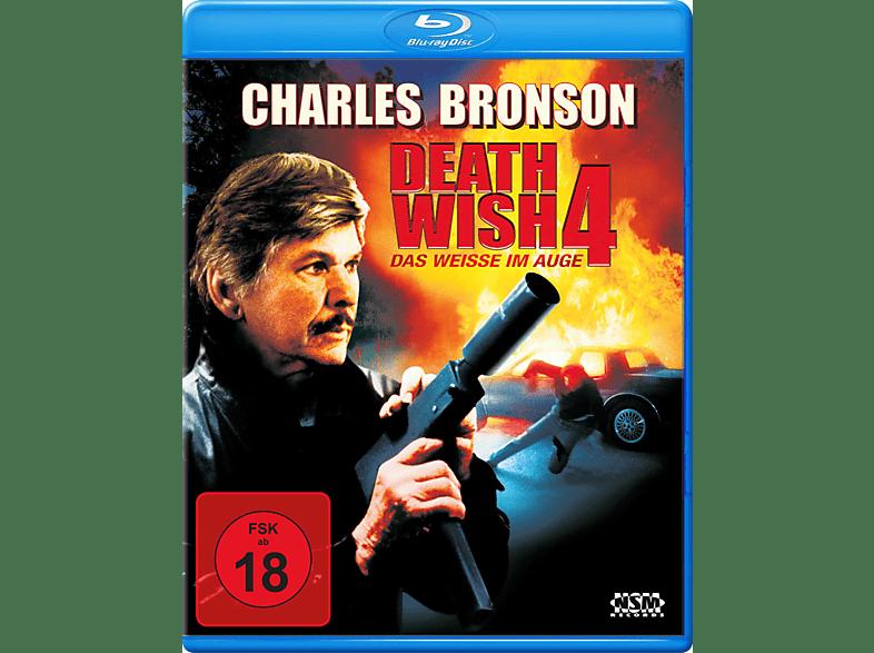 Death Wish 4 - Das Weiße im Auge [Blu-ray]