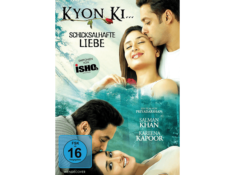 Schicksalhafte Liebe - Kyon Ki [DVD]
