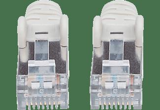 INTELLINET Cat7-Rohkabel S/FTP Cat6a-Stecker , Patchkabel, 10 m