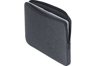 RIVACASE 5133 Notebooktasche Sleeve für Universal Neopren, Grau