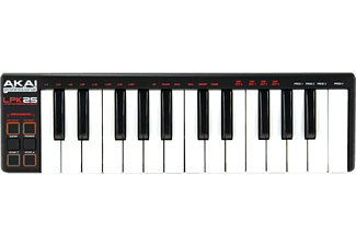AKAI LPK25 - Laptop Performance Keyboard ()