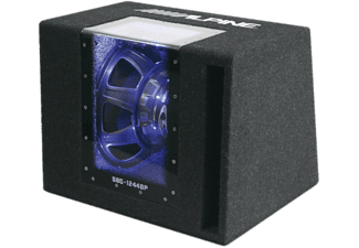 ALPINE SBG-1244BP - Subwoofer (Nero)