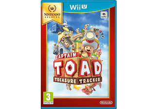 Wii U - Captain Toad: Treasure Tracker /F