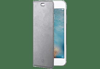 CELLY Bookcase AIR für Apple iPhone 7/8/SE 2020, Silber