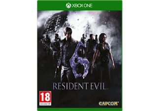 Xbox One - Resident Evil 6 /Multilingue