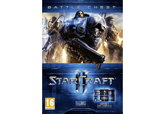 PC - Starcraft 2 - Battlechest /F