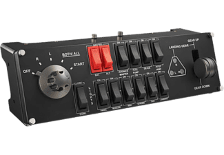 LOGITECH G Pro Flight Switch Panel -