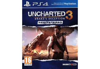 PS4 - Uncharted 3 /D