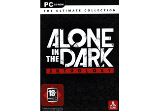 PC - Alone in the Dark - Anthology /D