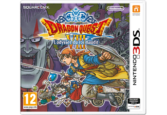3DS - Dragon Quest 8 /F