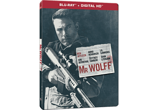 Mr Wolff - The Accountant Blu-ray (Francese)