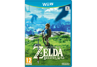Wii U - Zelda Breath Of Wild /D